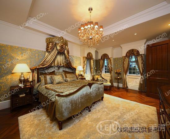 华洲君庭。东郊板块身份别墅的璀璨之星布局两室内设计间别墅之中图片