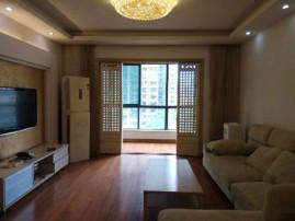 长江绿岛二期 精装三居室 交通便利 首茨出租 家电家具齐全