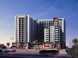 海口江东新区精装小户型32平米总价44万,刚需优选