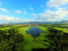 西湖湿地公园 金湾航空城 高尔夫别墅 港珠澳大桥边 横琴15分钟